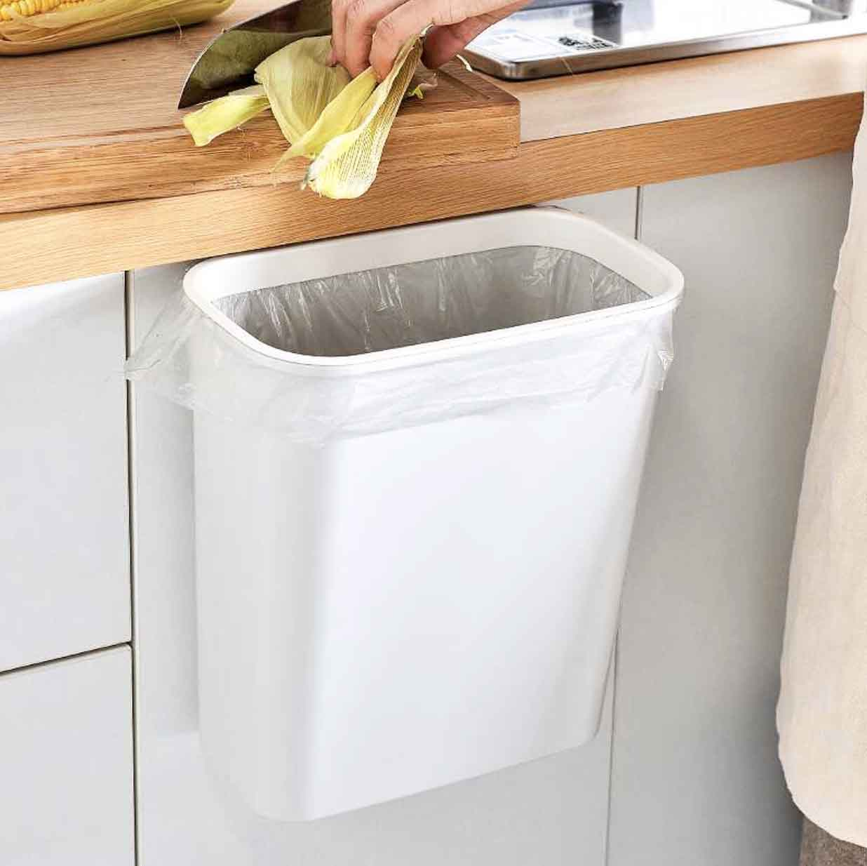 Easy Hanging Kitchen Cabinet Dustbin | Kitchen Trash Bin ...