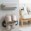 Eclectic Hanging Slippers Holder