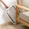 Collapsible Mop Rectangle Bucket Foldable Pail Cleaning Accessories Bathroom Laundry Style Degree Sg Singapore