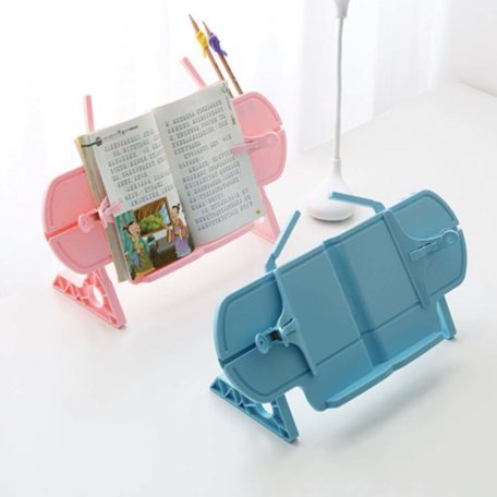 Ergonomic Kids Book Holder & Reading Stand Desk Table Children Style Degree Sg Singapore