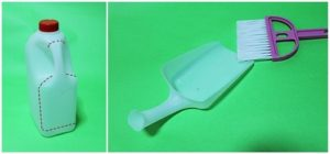 Upcycled Milk Carton Dustpan, Upcycling, Dustpan, Style Degree, Singapore, SG, StyleMag