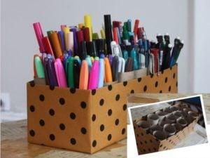Upcycled Stationery Holder, Upcycling, Style Degree, Singapore, SG, StyleMag