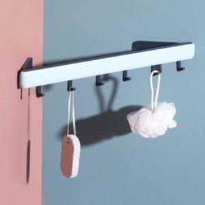 Eclectic Adjustable Wall Hanger Hanging Hook Holder Corner Kitchen Bathroom Toilet Style Degree Sg Singapore