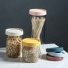 Eclectic Customisable Airtight Glass Container Pantry Fridge Snacks Pasta Style Degree Sg Singapore
