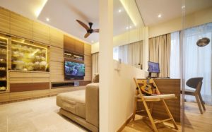 Build A Half Wall, Study Room Ideas, Style Degree, Singapore, SG, StyleMag