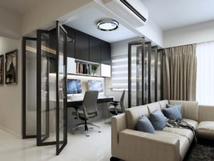 Install Glass Walls, Study Room Ideas, Style Degree, Singapore, SG, StyleMag