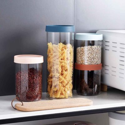 Eclectic Customisable Airtight Glass Container