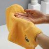 Classy Animals Hand Towel Microfiber Bathroom Kitchen Toilet Style Degree Sg Singapore