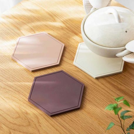 Earthly Dining Coasters Placemat Dining Table Kitchen Countertop Coffee Table Style Degree Sg Singapore