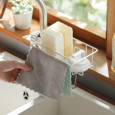 Grande Tap & Faucet Sponge Holder