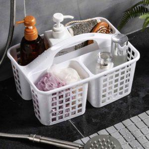 Easy Carry Toiletries Basket Bathroom Storage Box Container Style Degree Sg Singapore