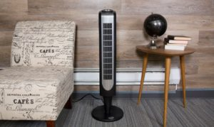 Tower Fan, Cleaning, How To, Style Degree, Singapore, SG, StyleMag