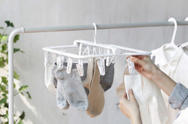 7 Laundry Hacks To Prevent Damp Clothes Smell & Dry Clothes Faster