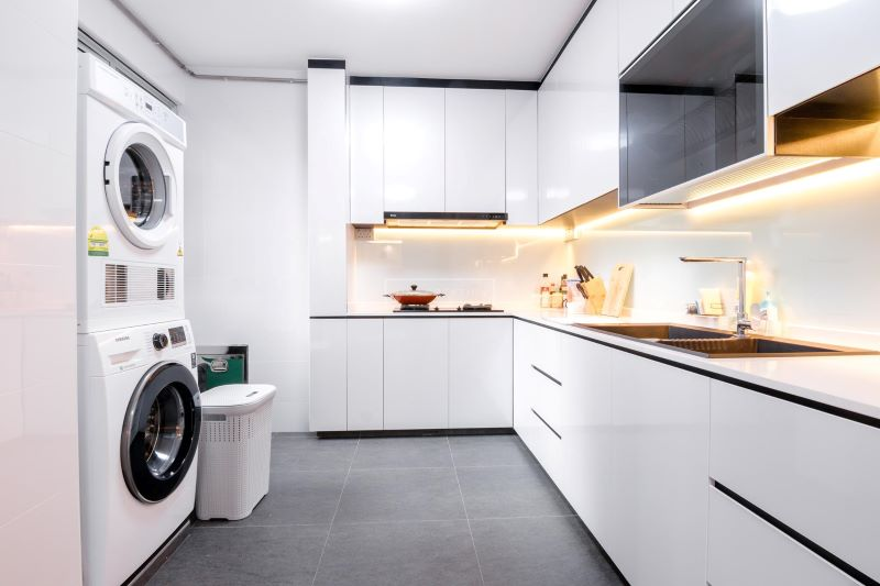 10 Best Ways To Maximise Space In Your HDB Service Yard
