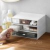 Multi Drawer Stackable Desk Organizer Stationery Makeup Cosmetic Vanity Table Organiser Holder Style Degree Sg Singapore