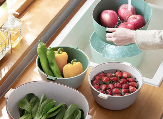 4 Ways To Properly Wash Fruits & Veggies To Remove Pesticides