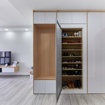 Shelves For Storage, Pivoting Bomb Shelter Door, Style Degree, Singapore, SG, StyleMag