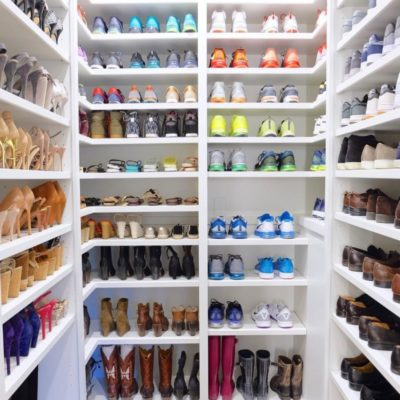 Walk-In Shoe Closet, Bomb Shelter Ideas, Style Degree, Singapore, SG, StyleMag