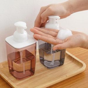 Everyday Foam Dispenser Soap Bottle Foaming PET pump bottle Style Degree Sg Singapore