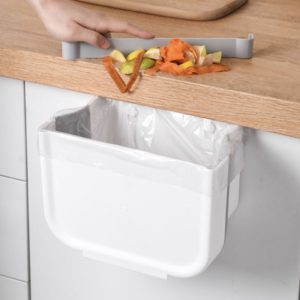 Collapsible Hanging Kitchen Dustbin