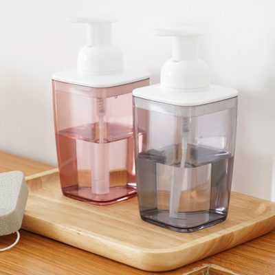 Everyday Foam Dispenser Soap Bottle Foaming PET pump bottle Style Degree Sg Singapore