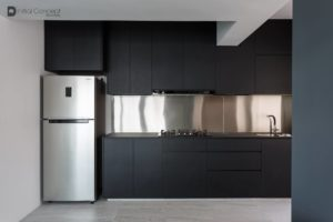 Full-Sheet Stainless Steel Backsplash, Kitchen, Easy-To-Clean, Style Degree, Singapore, SG, StyleMag