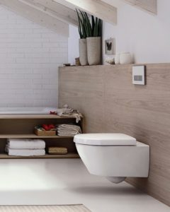 Wall Mounted Toilet, Bathroom, Easy-To-Clean, Style Degree, Singapore, SG, StyleMag