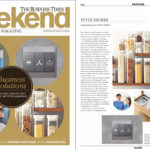 Style Degree, The Business Times Weekend Feature, Home Essentials Singapore, Home Organization Essentials Singapore, Home and living Singapore