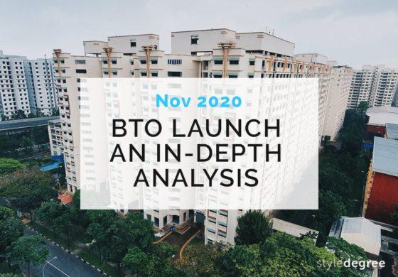 November 2020 HDB BTO Sales Launch: An In-Depth Analysis