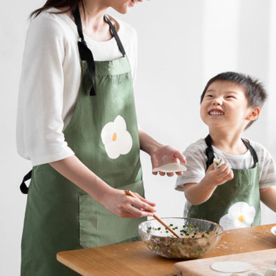 Family Kids Children Kitchen Apron Cooking Baking Accessories Style Degree Sg Singapore