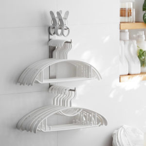 Hanger Pegs Wall Hanging Organizer Laundry Wall Holder Style Degree Sg Singapore