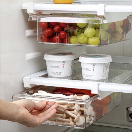 Klear Fridge Storage Sliding Drawers Food Storage Container Box Organizer Style Degree Sg Singapore