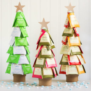 Tea bag Christmas tree, Christmas tea tree DIY, simple Christmas DIY for kids, easy Christmas craft ideas for kids, Kids-friendly Christmas tree ideas, Style Degree, Singapore, SG, StyleMag.