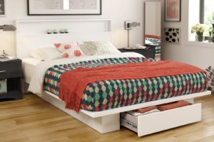 under-bed storage, space-saving furniture for small homes, under bed storage ideas, small HDB bedroom ideas, space maximising ideas, Style Degree, Singapore, SG, StyleMag.