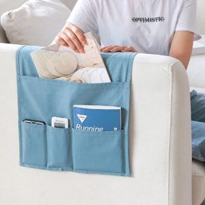 Canvas Sofa Hanging Organizer Couch Remote Control Holder Style Degree Sg Singapore