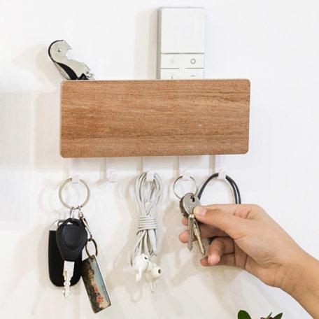 Scandinavian Entryway Wall Hanging Holder Home Keys Organizer Storage Style Degree Sg Singapore