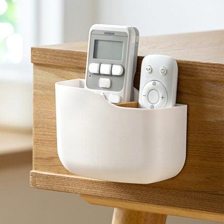 Scandinavian Mini Wall Holder Remote Control Holder Desk Stationary Style Degree Sg Singapore