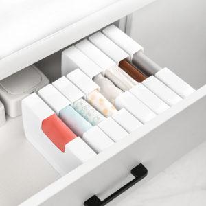 Slim Sandwich Bag Disposable Glove Dispenser Drawer Kitchen Cabinet Style Degree Sg Singapore