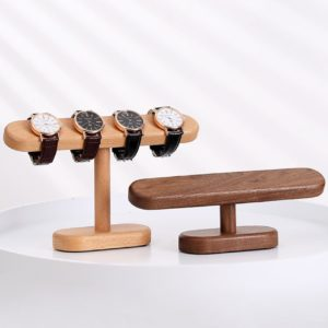 Woody Watch & Accessories Stand Desk Vanity Table Storage Organizer Dressing Table Holder Style Degree Sg Singapore