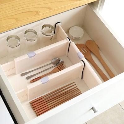 Adjustable Drawer Divider Organizer