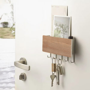 Scandinavian Entryway Wall Hanging Holder