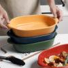 Nordic Casserole Dish Oven Baking Bake Dinnerware Dining Style Degree Sg Singapore