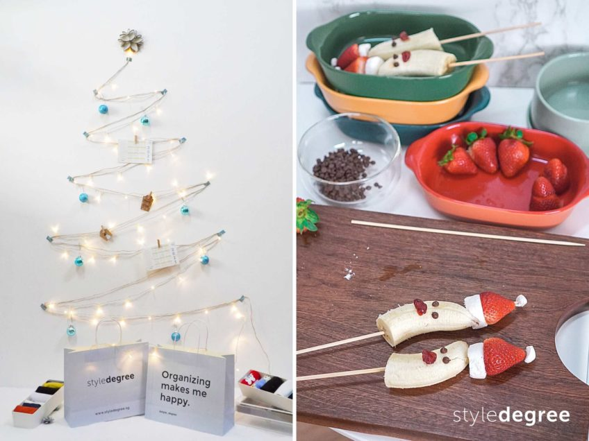 15 Easy Christmas Kid-Friendly Recipes & Crafts Anyone Can Make