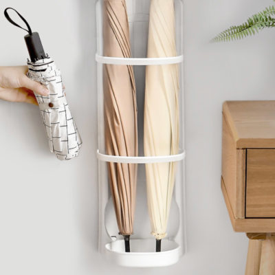 Easy Hanging Umbrella Wall Holder Umbrellas Storage Box Entryway Living Room Style Degree Sg Singapore