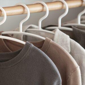 Basic Non-Damaging Clothes Hanger (10pc set)