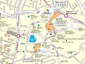 February 2021 Toa Payoh Bidadari Plot, Alkaff Breeze, Bartley GreenRise, ParkEdge @ Bidadari, Style Degree, Singapore, SG, StyleMag.