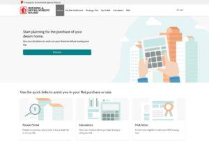 HDB new flat portal, HDB new online platform, HDB one-stop portal, Style Degree, Singapore, SG, StyleMag.