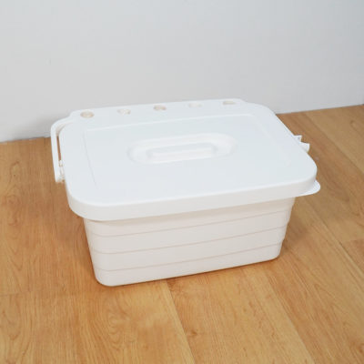 Pristine All-In-One Cleaning Bucket Pail Tools Bathroom Toilet Floor Mop Cleaning Storage Style Degree Sg Singapore