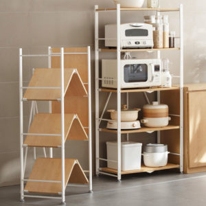 The Scandinavian Foldable Storage Rack Shelf Shelving Bomb Shelter Storeroom Racking Style Degree Sg Singapore