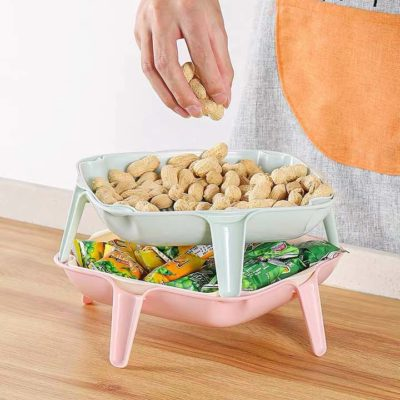 Stackable Steamboat Platter Hotpot Plates Plate Holder Dining Chinese New Year CNY Style Degree Sg Singapore